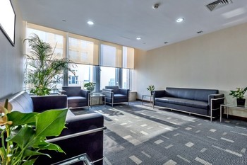 Office building cleaned by Building Pro Commercial Cleaning Services LLC